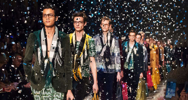 2015 Fall Winter BURBERRY Men's Collection