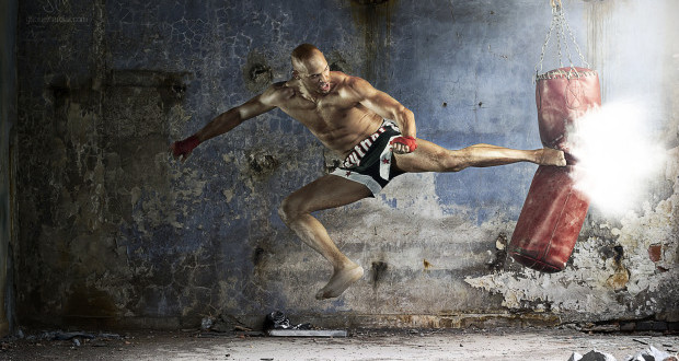 Mens Kickboxing