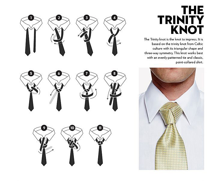 how to tie a fly knot