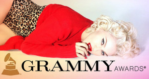 Madonna at the Grammy Awards