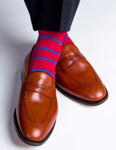 Mens Colored Socks